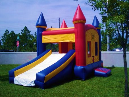 Rental House on Water Slide Rentals Miami   Inflatable Slide  Slip And Slide
